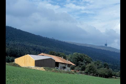 Le Cerisier, Switzerland by Localarchitecture